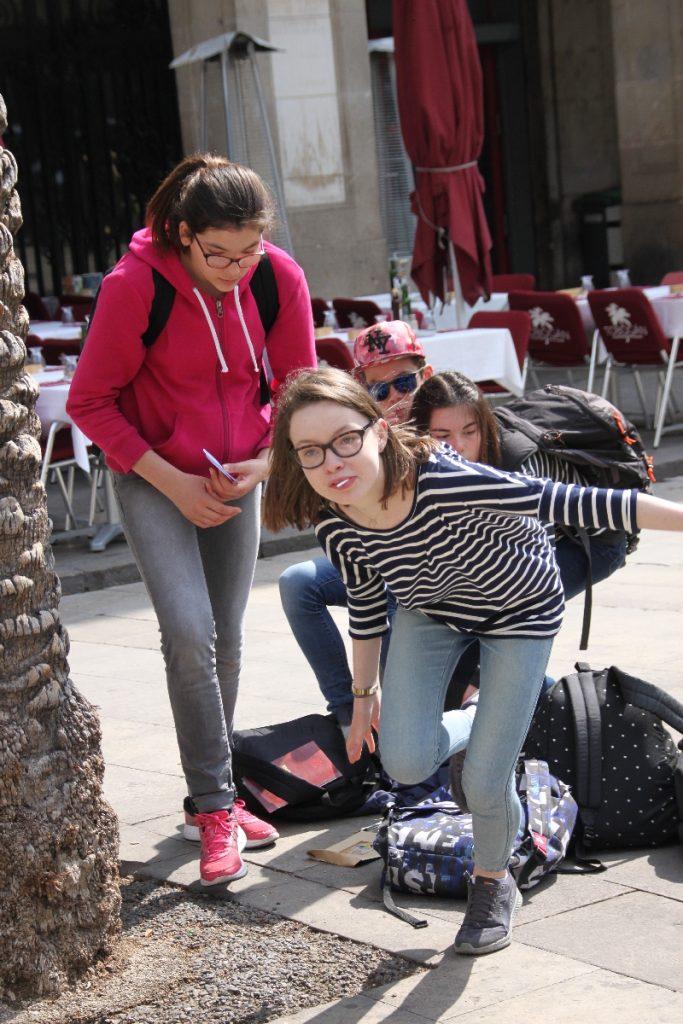 Voyage en Espagne 2016