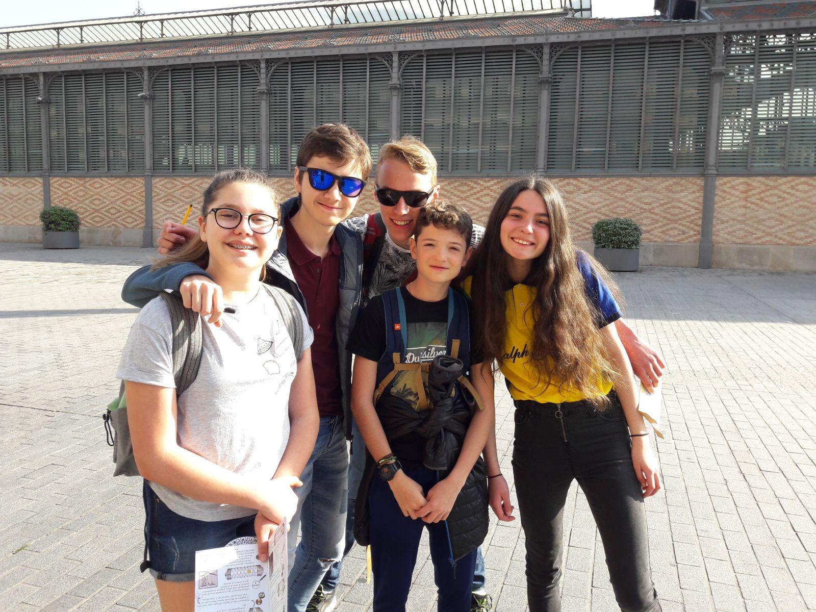 Voyage en Espagne 2018