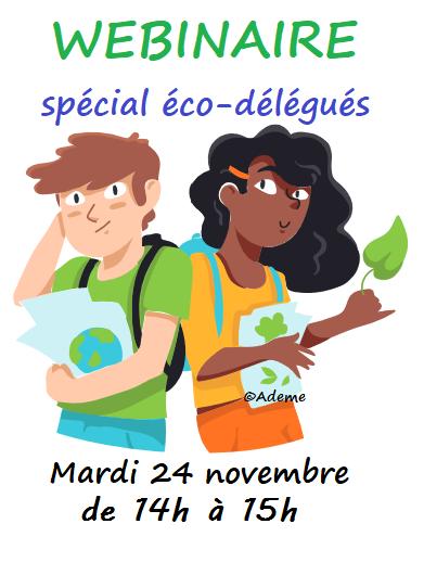 Eco délégué